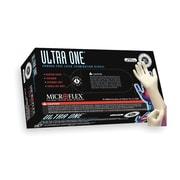 Micro flex Ultra One Latex Gloves, XL, 50/Pack