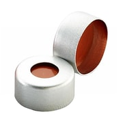 Wheaton Science Products Aluminum Seal Crimp Caps, 11mm, 1000/Case