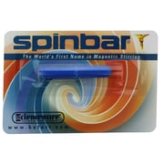 Bel-Art Products Magnetic Octagonal Stir Bar, Blue, 50.8mm x 8mm