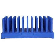 Nalge Nunc International Corp Test Tube Peg Rack, 96 Place, 2/Pack