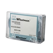 Whatman GE Healthcare Biosciences Cellulose Nitrate Membrane Filter, 100/Pack