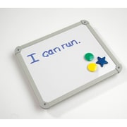 Best-Rite Magnetic Whiteboard, 1' x 1' (Set of 12)