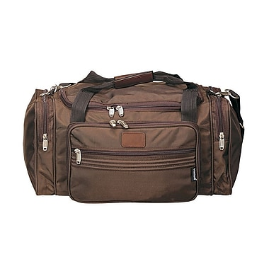 Preferred Nation High Voltage 20'' Carry-On Duffel; Brown
