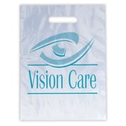 Eye Care Non-Personalized Large 1-Color Supply Bags, Vision Care Swoosh