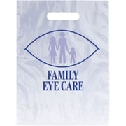Eye Care Non-Personalized Jumbo 1-Color Supply Bags, Family Eye Care