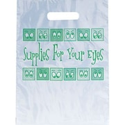 Eye Care Non-Personalized Large 1-Color Supply Bags, Cartoon Eyes