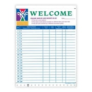 Medical Arts Press Privacy Sign-In Sheet, Figure