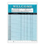 privacy sign in sheets free