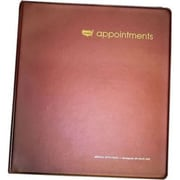 Appointment Book Planner Binders, 8.5 x 11 inch, 22 Rings
