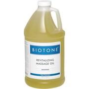 Biotone Revitalizing Massage Oil, 1/2 gallon