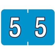 """Medical Arts Press® Barkley & Sycom® Compatible Numeric Roll Labels, 5"""""""
