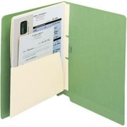 MAP Brand File Folder Dividers, Side-Flap with Pockets