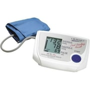 LifeSource One Step Plus Memory Digital Blood Pressure Monitor, Large Cuff