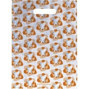 Small Scatter-Print Supply Bags, Scatter/Teeth