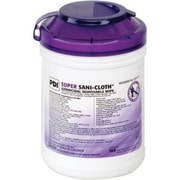 PDI Super Sani-Cloth Disposable Wipes Large, 160-Count