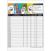 Medical Arts Press Designer Privacy Sign-In Sheets, Smile Team