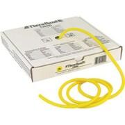 Thera-Band Exercise Tubing 25 ft. Dispenser Box, Thin, Yellow