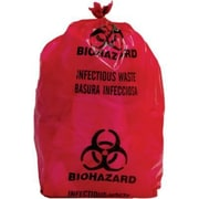 Biomedical Waste Disposal Systems, Infectious Waste Bags, 5-Gallon, 20 Bags/Roll