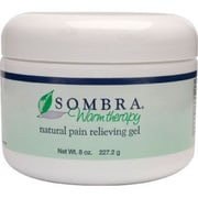 Sombra Original Warm Therapy Pain Relieving Gels, 8-oz.