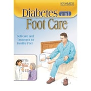 Krames Podiatric Booklets, Diabetes and Foot Care