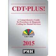 PMIC CDT Dental Procedure Codes, 2015