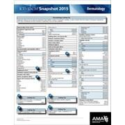 AMA ICD-10 Snapshot 2015 Coding Cards, Dermatology