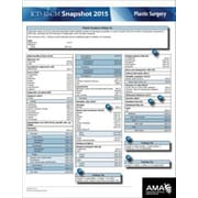 AMA ICD-10 Snapshot 2015 Coding Cards, Plastic Surgery