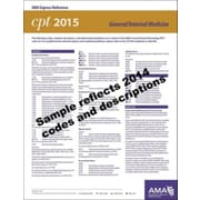 AMA 2015 Express Reference Coding Cards for CPT, General/Internal Medicine