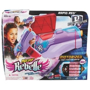 Hasbro Nerf Rebelle Rapid Red Blaster