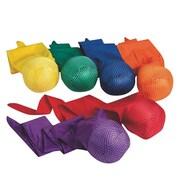 Spectrum Soft Touch Tail Balls, 6/Set