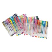 Fiskars Multicolor Gel Pen Value Set, 48/Set