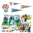 S&S Worldwide Fall After School Craft Program Kit, 596/Pack