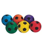Spectrum Gripper Soccer Balls, 6/Set