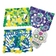 S&S Worldwide Day of the Dead Craft Kit, 24/Pack