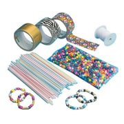 S&S Worldwide Duck Tape Jewelry Easy Pack, 106/Pack