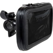 Avantree Weather Resistant Bike Mount for Large Screen Smartphones or GPS, Black (FCHD-BIKE-B)