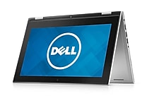 Refurbished Dell Inspiron I3147-3750SLVK 2 in 1 Convertible Touchscreen 4GB 500GB Intel Pentium Quad-Core N3530 Windows 8.1