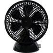 Keystone 6-Inch USB Desk Fan Black