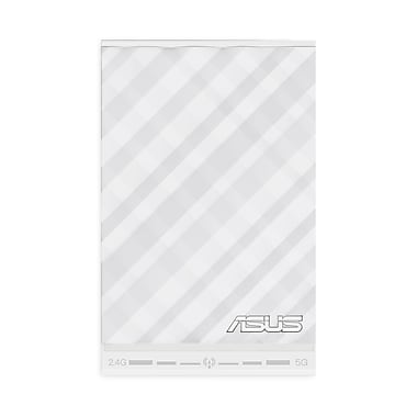 ASUS® RP-N53 Wireless-N600 Dual-Band Wireless Range Extender, 600 Mbps