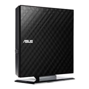ASUS® 8x External USB 2.0 Slim DVD+RW Optical Drive