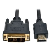Tripp Lite P566-020 20-feet HDMI to DVI Digital Monitor Adapter Cable, Black