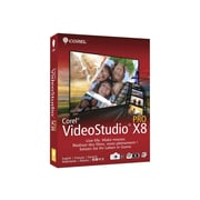 Corel VideoStudio Pro X8 for Windows (1 User) [Boxed]