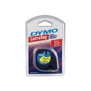 "Dymo 91332 0.5"" Plastic Tape, Yellow"