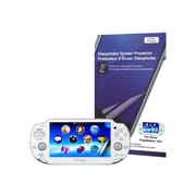Green Onions Supply  RT-SPSPSV07 Crystal Oleophobic Screen Protector for Sony PlayStation Vita