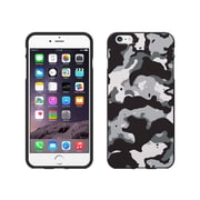 Centon OTM Rugged Collection Case for iPhone 6 Plus, Black Matte, Camo