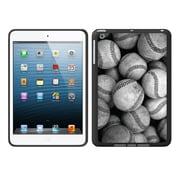 Centon IASV1BM-RGD-02 OTM Rugged Collection Case for Apple iPad Air, Black Matte, Baseball