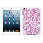Centon IASV1WG-AGE-02 OTM New Age Collection Case for Apple iPad Air, White Glossy, Swirls