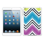 Centon IASV1WG-BLD-02 OTM Bold Collection Case for Apple iPad Air, White Glossy, Chartreuse