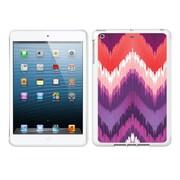 Centon IASV1WG-BLD-03 OTM Bold Collection Case for Apple iPad Air, White Glossy, Peach & Purple