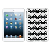 Centon IASV1WG-BOW-02 OTM Black/White Collection Case for Apple iPad Air, White Glossy, Herringbone